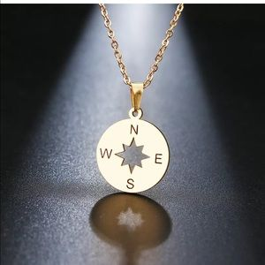 Gold Travel Wonder Necklace